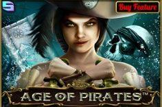 Oynamaq Age Of Pirates Slot Machine – Pin Up oynayır