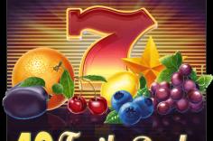 Oynamaq Slot maşını 40 Meyvəli Makaralar – 7Mojos